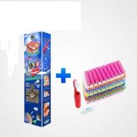 Zahnbürstenautomat inkl. Zahnbürsten